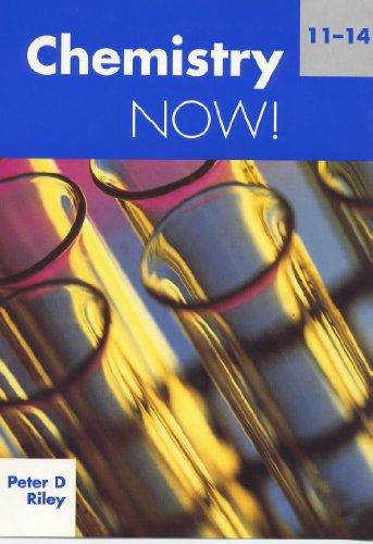 9780719575464: Chemistry Now! 11-14