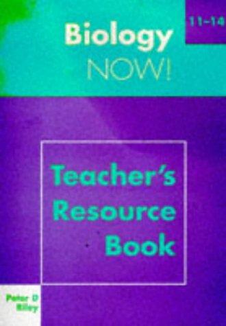 9780719575495: Biology Now! 11-14: Teacher's Resource Book
