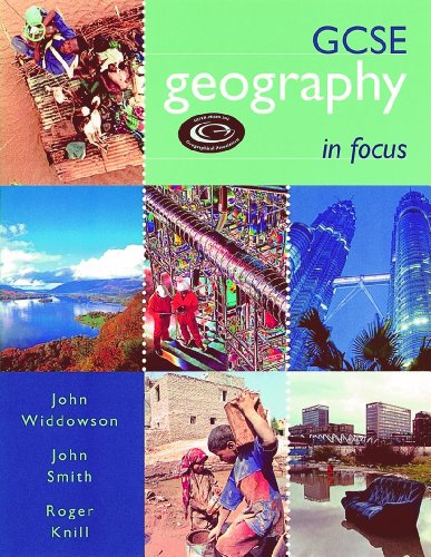 9780719575587: Gcse Geography in Focus