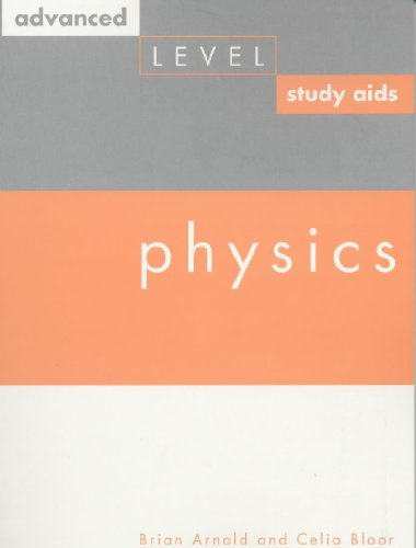 Advanced Level Study AIDS: Physics (0719576296) by Brian Arnold; Celia Bloor