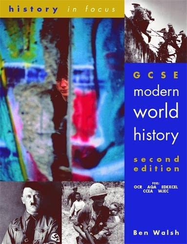 9780719577130: Gcse modern world history. CLIL for english. Per le Scuole superiori: Student's Book (History In Focus)