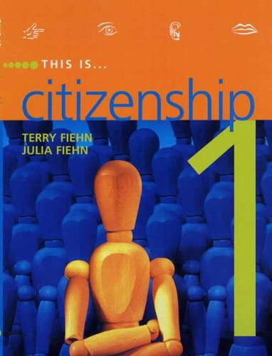9780719577192: This Is Citizenship Book 1 Pupil's Book