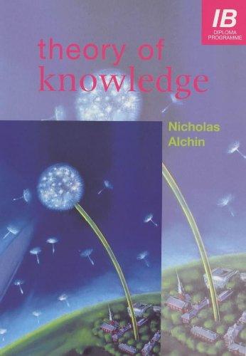 Theory of Knowledge: Alchin, Nicholas