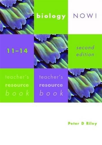 9780719580598: Biology Now! 11-14 Teacher's Book