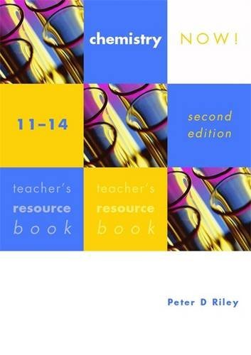 9780719580611: Chemistry Now! 11-14 Teacher's Book