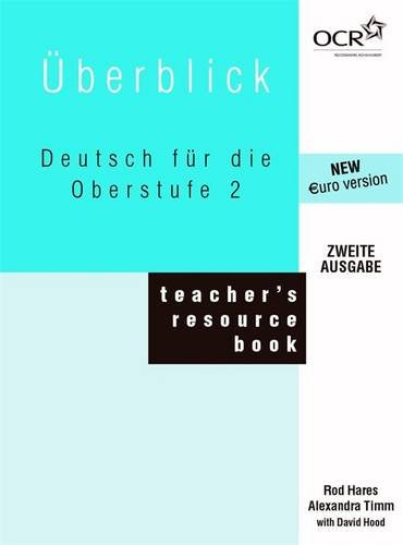 9780719585173: Uberblick: Tutor's Resource Book