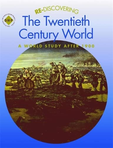 9780719585487: Re-discovering the Twentieth Century World: A World Study After 1900: Pupil's Book (Re-discovering the Past)