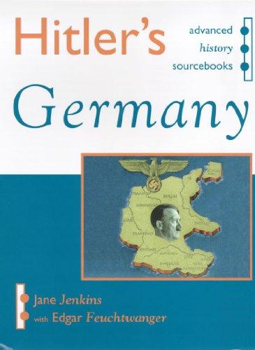 9780719585548: Hitler's Germany (Advanced History Sourcebooks)