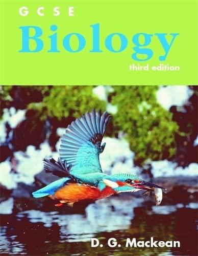 9780719586156: GCSE biology. Per le Scuole superiori