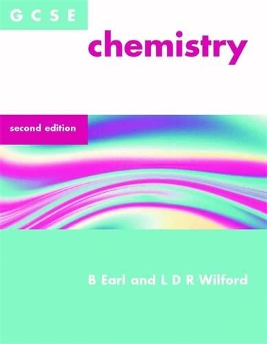 9780719586163: GSCE chemistry. Per le Scuole superiori