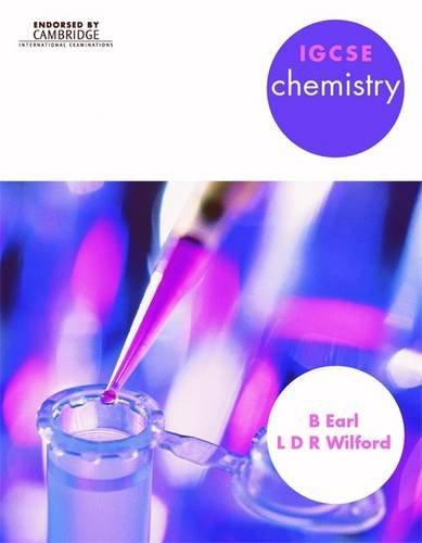 9780719586170: Cambridge IGCSE Chemistry
