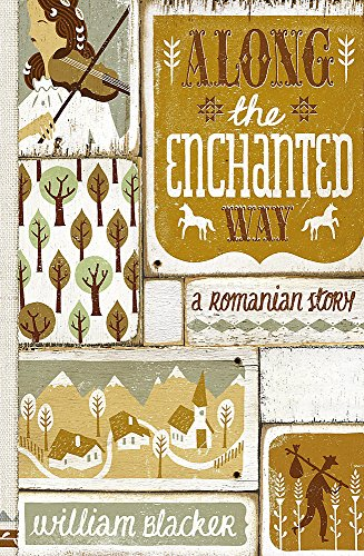 9780719597909: Along the Enchanted Way: A Romanian Story