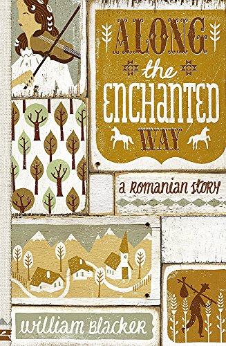 9780719597909: Along the enchanted way: a Romanian story