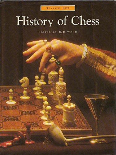 9780719600869: A History of Chess