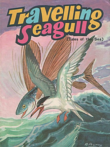 Travelling Seagull (Tales of the Sea): Anon.