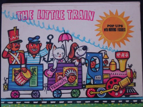 9780719602504: The Little Train Pop-up