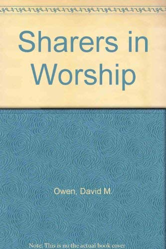 9780719702365: Sharers in Worship