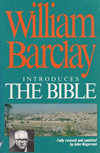 9780719707483: William Barclay Introduces the Bible
