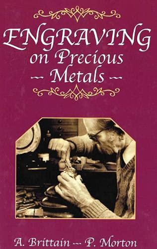 9780719800221: Engraving on Precious Metals