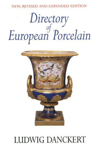 9780719800238: Directory of European Porcelain