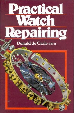 9780719800306: Practical Watch Repairing