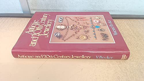 Antique and Twentieth Century Jewellery : A Guide for Collectors.: Becker, Vivienne.
