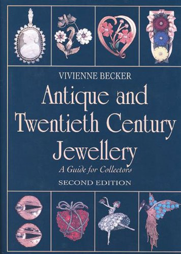 9780719801716: Antique and Twentieth Century Jewellery: A Guide for Collectors