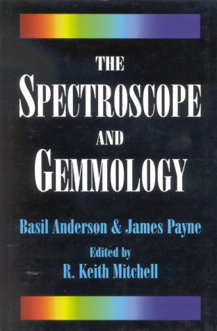 9780719802614: The Spectroscope and Gemology
