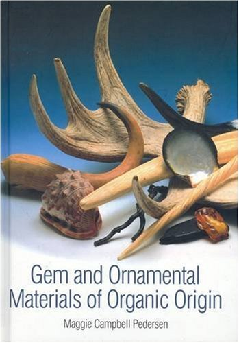 9780719803918: Gem and Ornamental Materials of Organic Origin