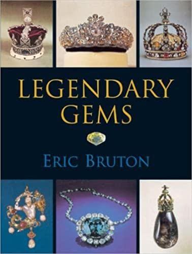 9780719804014: Legendary Gems