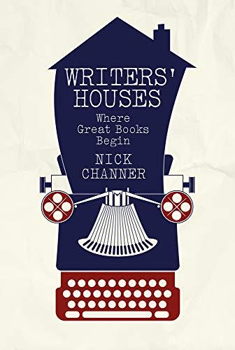 9780719806643: Writers' Houses: Where Great Books Began