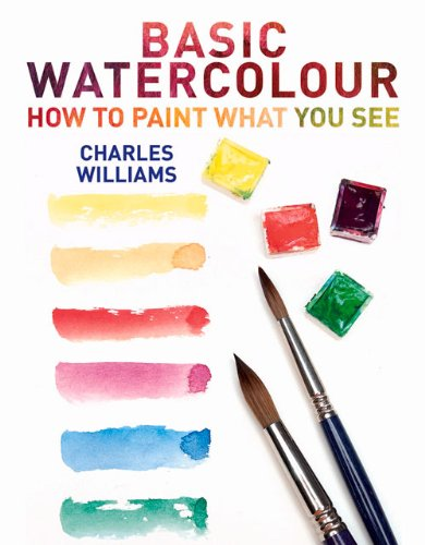 9780719807411: Basic Watercolour: How to Paint What You See