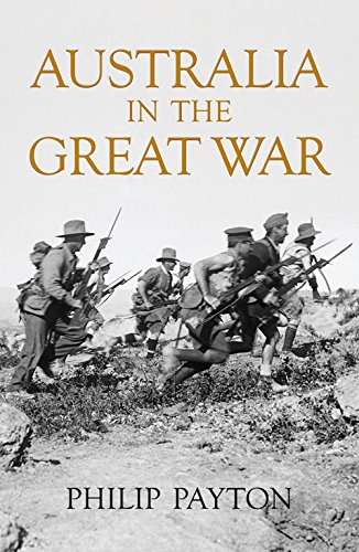9780719808753: Australia in the Great War