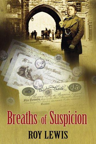 Breaths of Suspicion: Lewis, Roy