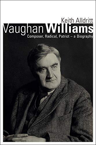 Vaughan Williams: Alldritt, Keith