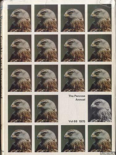 9780719825392: Penrose Annual 1975 edition Vol. 68