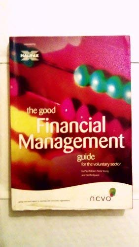 9780719916625: The Good Financial Management Guide For The Voluntary Sector
