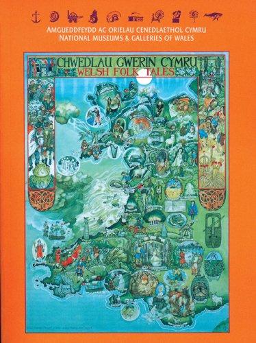 9780720003260: Welsh Folk Tales/Chwedlau Gwerin Cymru