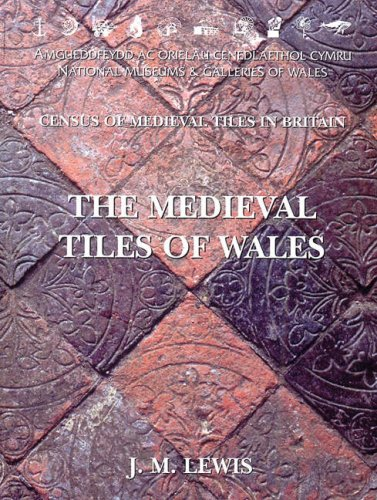 9780720004601: The Medieval Tiles of Wales