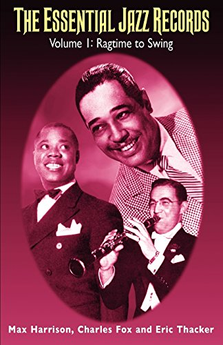 9780720117080: Essential Jazz Records, Vol. 1: Ragtime to Swing