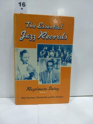 9780720117424: Essential Jazz Records