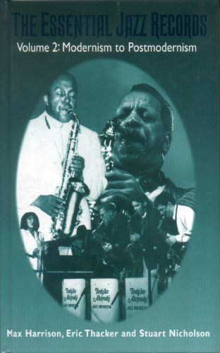 9780720118223: Essential Jazz Records, Vol. 2: Modernism to Postmodernism (Volume 2)