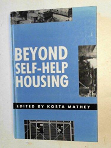 9780720120479: Beyond Self-Help Housing