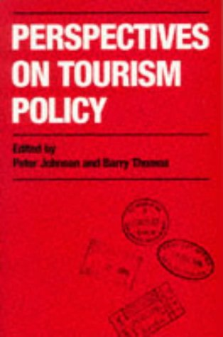 9780720121643: Perspectives on Tourism Policy