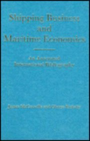 9780720121803: Shipping Business and Maritime Economy