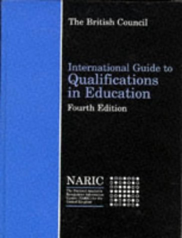 9780720122176: International Guide to Qualifications in Education