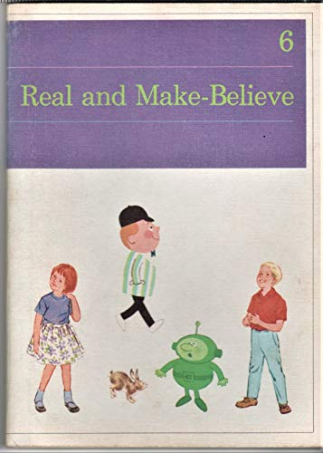 The Basic Readers: Real and Make-believe (Kathy and Mark) (Kathy & Mark) (Bk. 6) (9780720210057) by Mabel O'Donnell