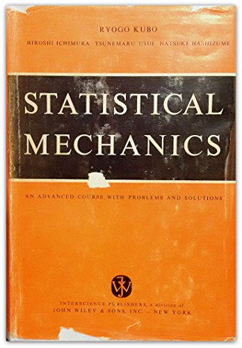 9780720400908: Statistical Mechanics