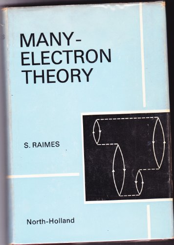 9780720402421: Many Electron Theory
