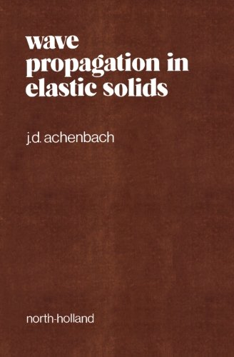 9780720403251: Wave Propagation in Elastic Solids (North-Holland Series in Applied Mathematics & Mechanics)